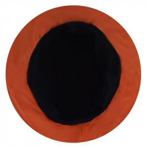 Palarie-Betmar-quilted-rain-bucket-portocaliu-4
