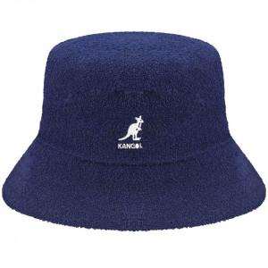 Palarie Kangol Bermuda Bucket Bleumarin