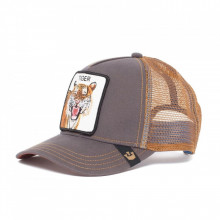 Sapca Goorin Brothers Trucker Eye of the Tiger, Maro