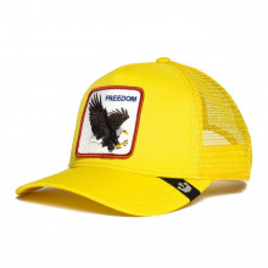Sapca Goorin Brothers Trucker Freedom Galben Neon