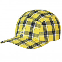 Sapca Kangol Summer Plaid Baseball Sunset