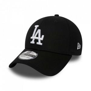 Sapca New Era 39thirty Basic Los Angeles Dodgers Negru