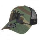 Sapca New Era Trucker New York Yankees Camo