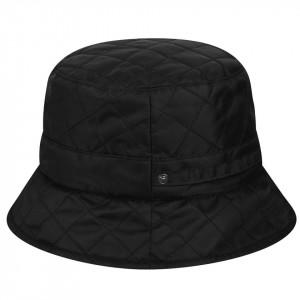 Palarie-Betmar-quilted-rain-bucket-negru-2