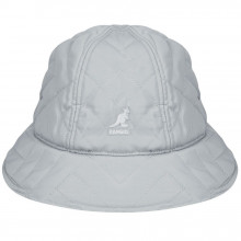 Palarie Kangol Quilted Casual Gri