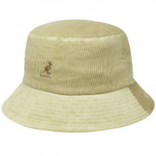 Palarie Kangol Washed Cord Bucket Bej