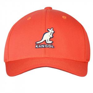 Sapca Kangol 3D Wool Flexfit Portocaliu 4