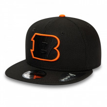 Sapca New Era 9fifty Outline Cincinnati Bengals Negru