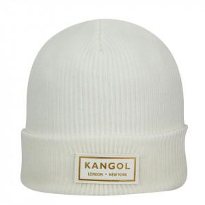 Caciula Kangol London Alb