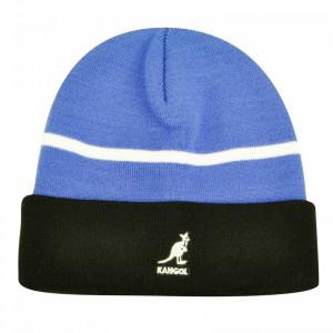 Caciula Kangol Sport Stripe Albastru