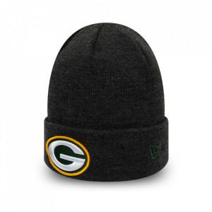 Caciula New Era Green Bay Packers Essential Heather Knit Cuff