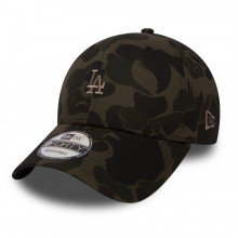 New Era 9forty Los Angeles Dodgers Kappe in Camouflage