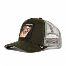 Sapca Goorin Brothers Trucker All Bite, Verde