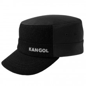 Sapca Kangol Textured Army Negru