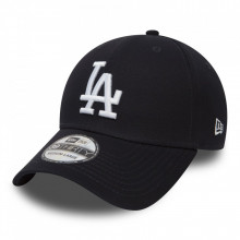 Sapca New Era 39thirty Basic Los Angeles Dodgers Bleumarin/Alb
