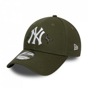 Sapca New Era 9forty Twine New York Yankees Verde