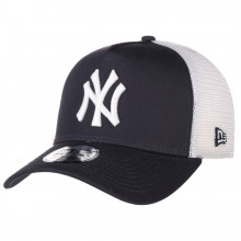 Sapca New Era Trucker New York Yankees Bleumarin