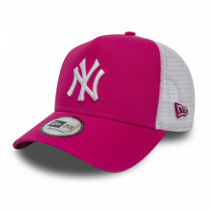 Sapca New Era Trucker New York Yankees Roz