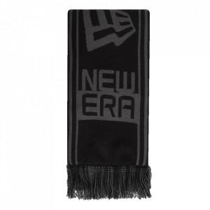 Fular New Era Logo NE Negru