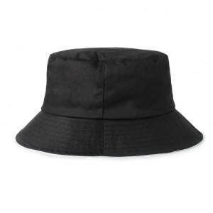 Palarie neagra Kangol Cotton Bucket 2