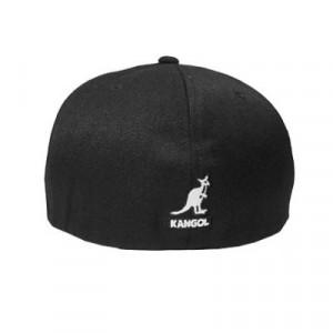 Sapca Kangol 8 Ball Logo Baseball Negru 2
