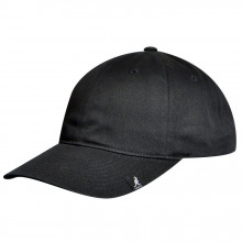 Sapca neagra Kangol Cotton Adjustable Baseball