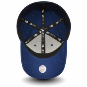 Sapca New Era 39thirty Basic Los Angeles Dodgers Albastru/Alb 3