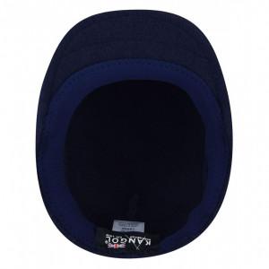 Basca Kangol Wool 507 Bleumarin 4