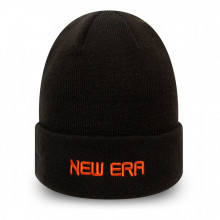 Caciula New Era Essential Wordmark Cuff Knit Negru