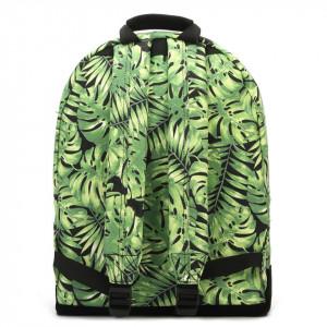 Rucsac Mi-Pac Tropical Leaf Verde 2