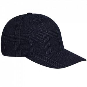 Sapca Kangol Pattern Flexfit Baseball Navy Check 2