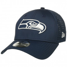 Sapca New Era 39Thirty Feather Perf Seattle Seahawks