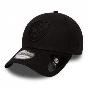 New Era 39thirty Black on Black Oakland Raiders