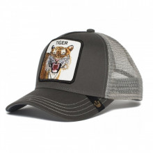Sapca Goorin Brothers Trucker Eye of the Tiger, Gri