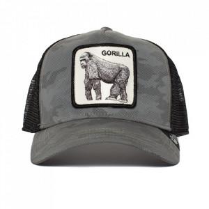 Sapca Goorin Brothers Trucker Silverback Gorilla 2