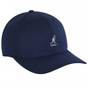 Sapca Kangol Wool Flexfit Baseball Albastru 2