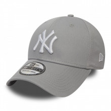 Sapca New Era 39thirty Basic New York Yankees Gri