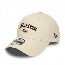 Sapca New Era 9forty Harlem NYC Strapback Bej