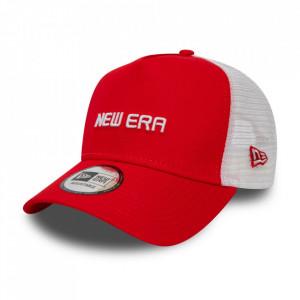 Sapca New Era Trucker Essential Rosu