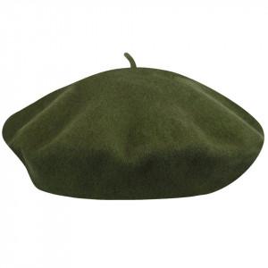 Bereta Kangol Modelaine Verde Militar 2