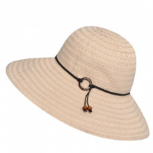 Palarie Betmar Coconut Ring Safari Natural