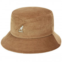 Palarie Kangol Washed Cord Bucket Wood
