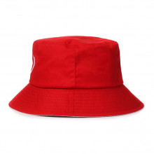 Palarie rosie Kangol Cotton Bucket 2