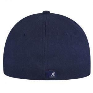 Sapca Kangol Wool Flexfit Baseball Albastru 3