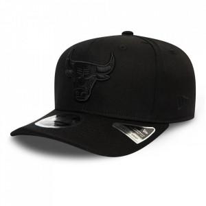 Sapca New Era 9fifty Tonal Chicago Bulls Negru