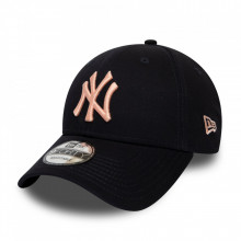 Sapca New Era 9forty Basic New York Yankees Bleumarin-Roz