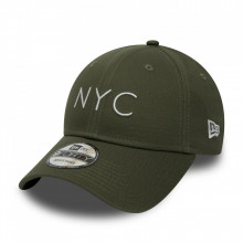 Sapca New Era 9Forty Essential NYC Verde Oliv