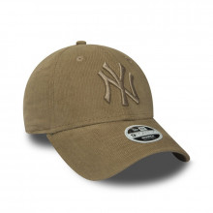 Sapca New Era 9forty Micro Cord NY Yankees Camel 2
