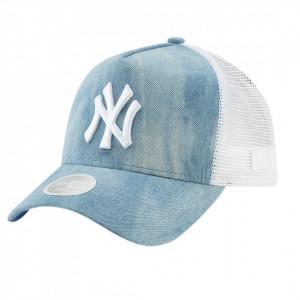 Sapca New Era Trucker A-Frame Tie Dye NY Yankees Albastru