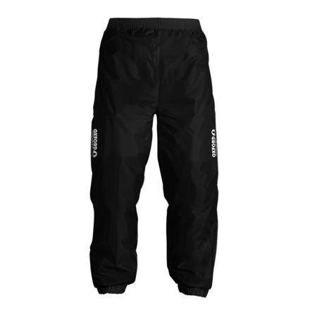 OXFORD - RAINSEAL OVER TROUSERS - BLACK